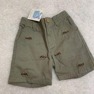 Janie and Jack Safari shorts  NWT